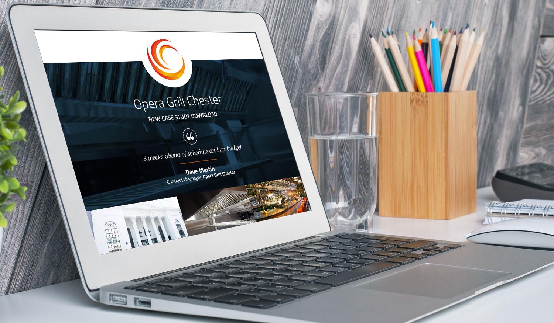 Opera Grill social media case study campaign
