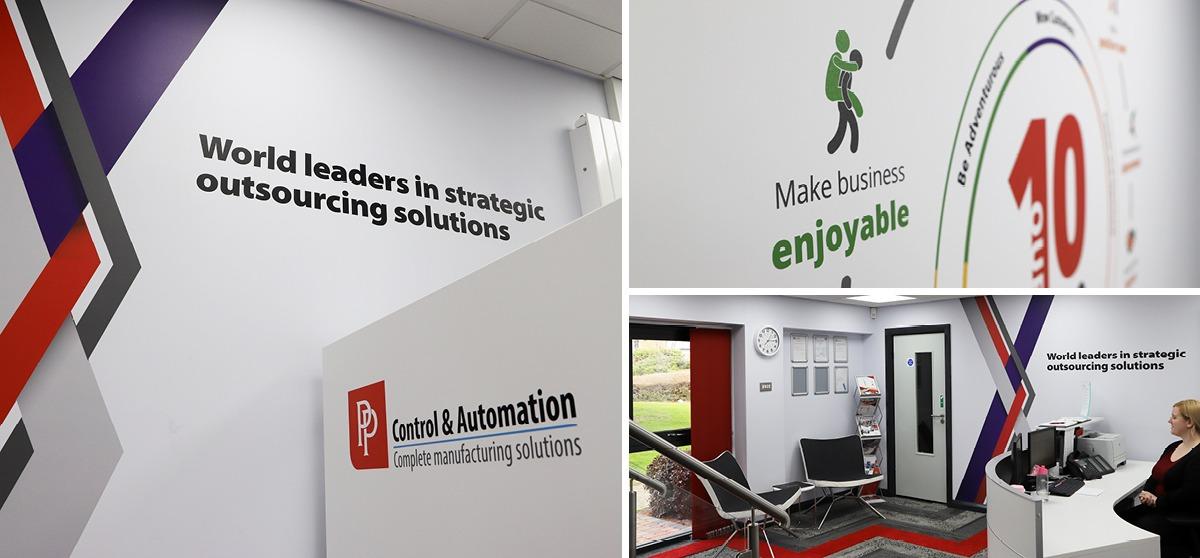 marketing round-up reception branding