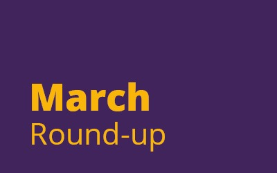 marketing round-up march